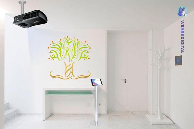 Интерактивное Дерево Желаний для детских мероприятий