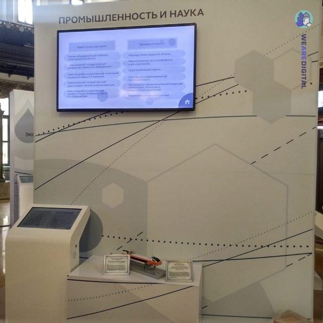 Презентация Нижегородской области в Торгово-промышленной палате Российской Федерации