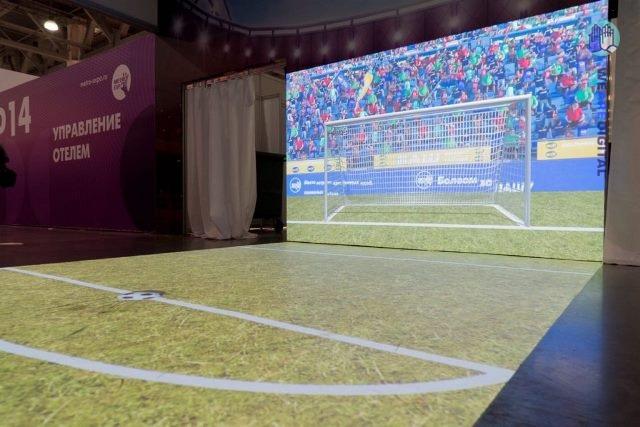 интерактивный футбол фото